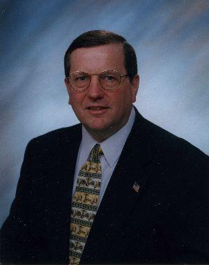 Advisor Chuck Rushmore