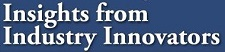 Insights from Industry Innovators logo
