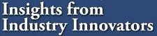 Insights from Industry Innovators logo
