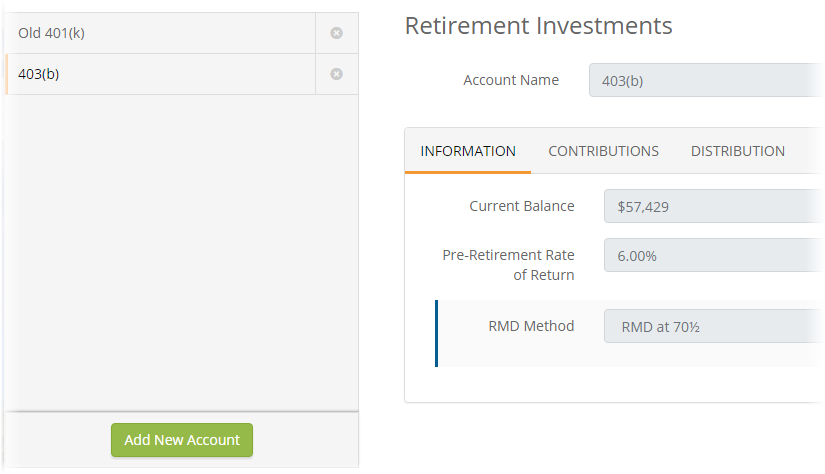 Other Retirement Accounts